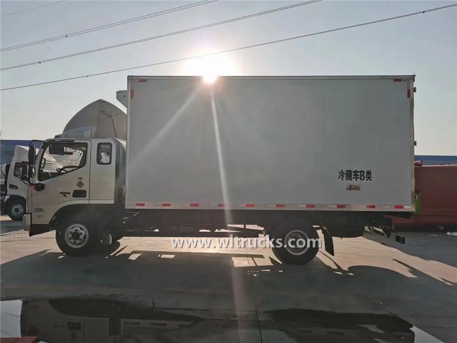 Foton Aumark 6t mobile fridge truck