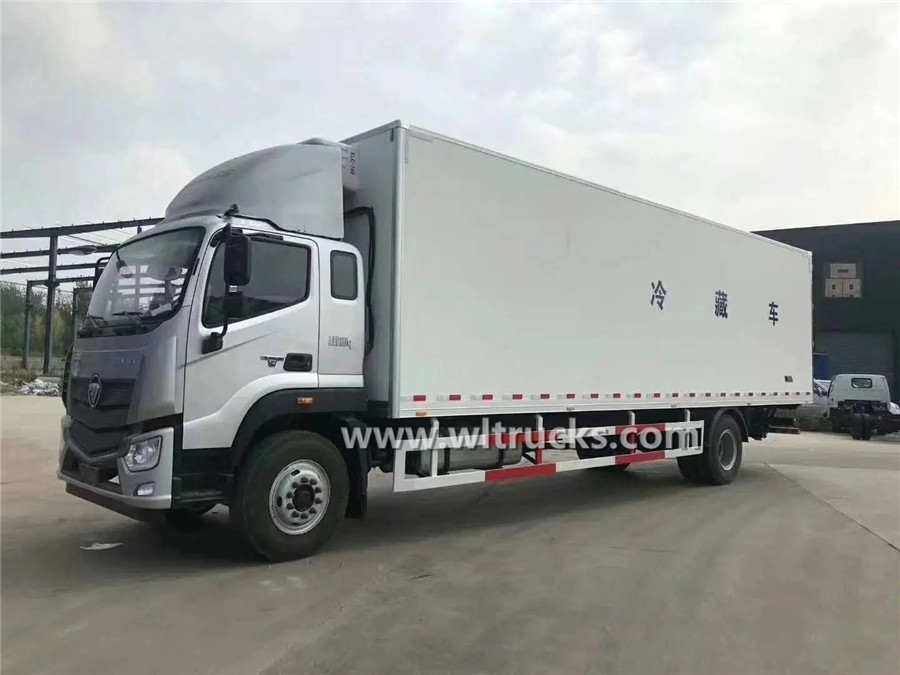 Foton Aumark 8.6m reefer truck