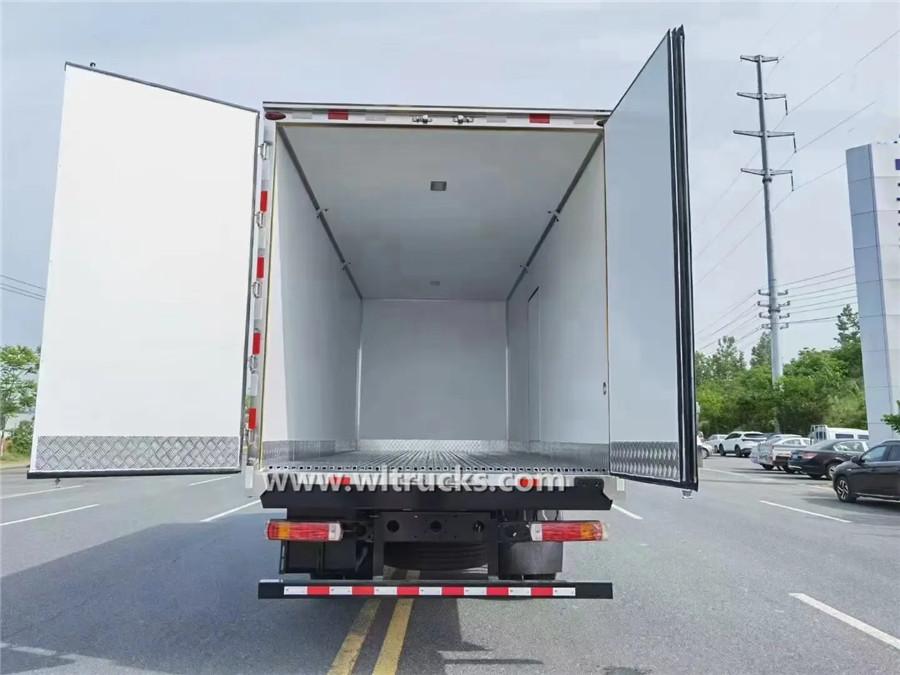 Foton ollin 15 tonne freezer box truck