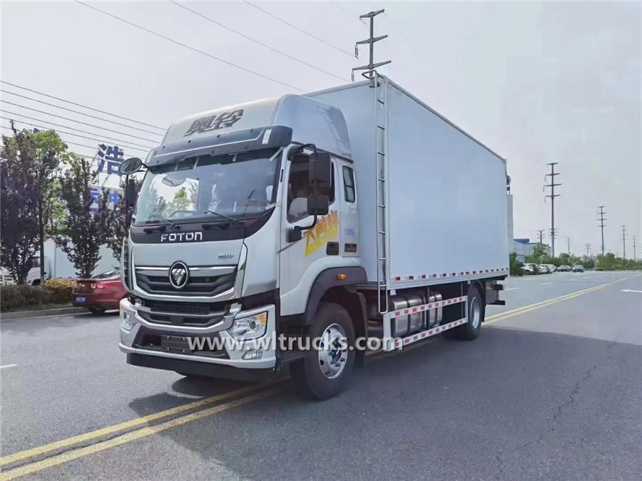 Foton ollin 7.6m refrigerator truck