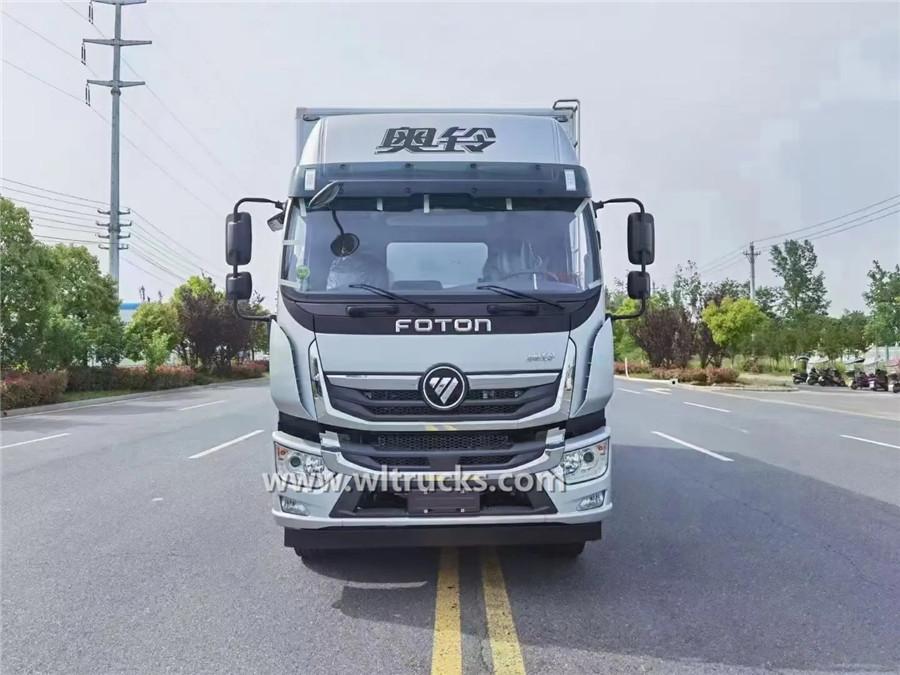 Foton ollin 7.6meters freez system truck