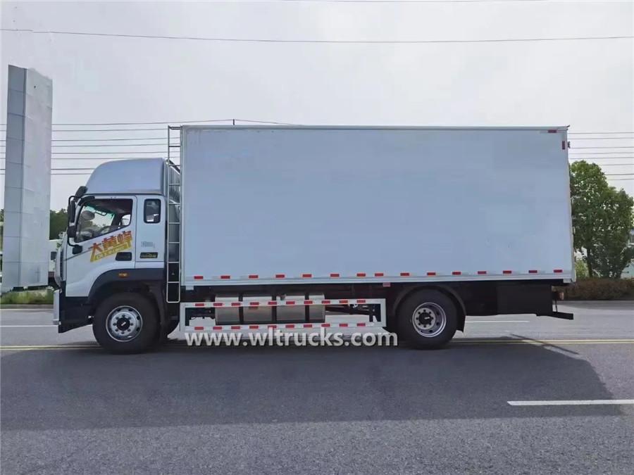 Foton ollin refrigeration trucks for vegetables