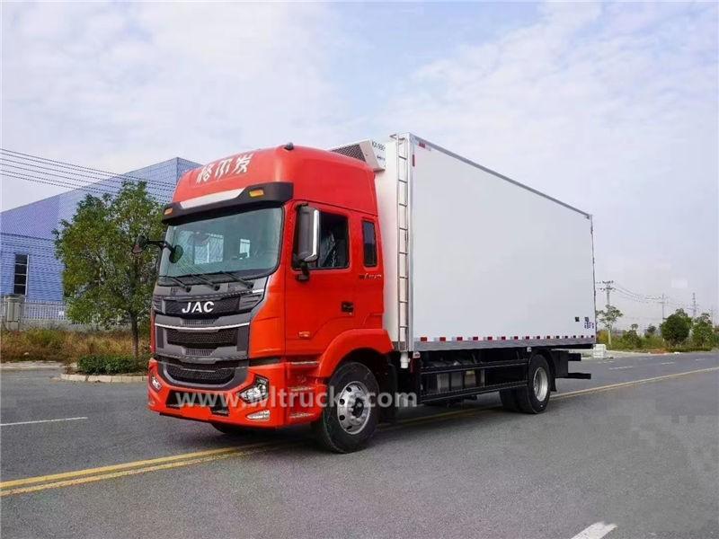 Euro VI JAC Geerfa 6.8m refrigerated truck