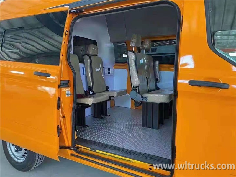 Ford Transit Fast Emergency Rescue vehicle photos
