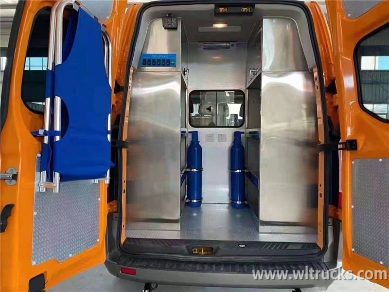 Ford Transit Fast Emergency Rescue vehicle picture