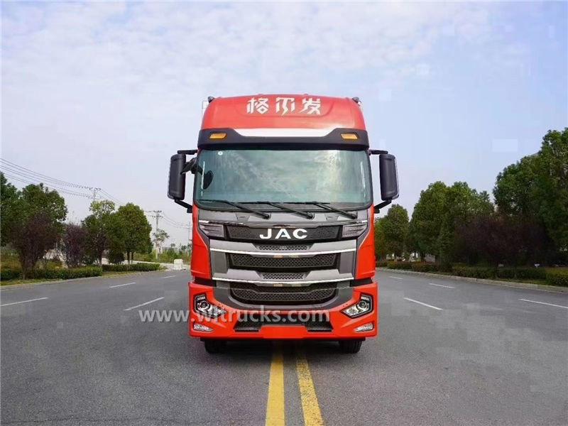 JAC 15 ton refrigerated truck for milk
