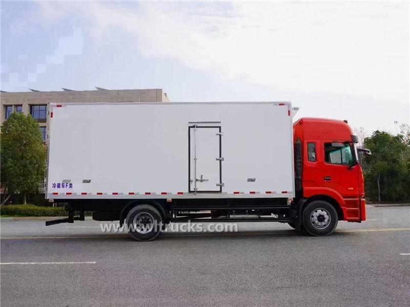 JAC 15t carrier freezer truck