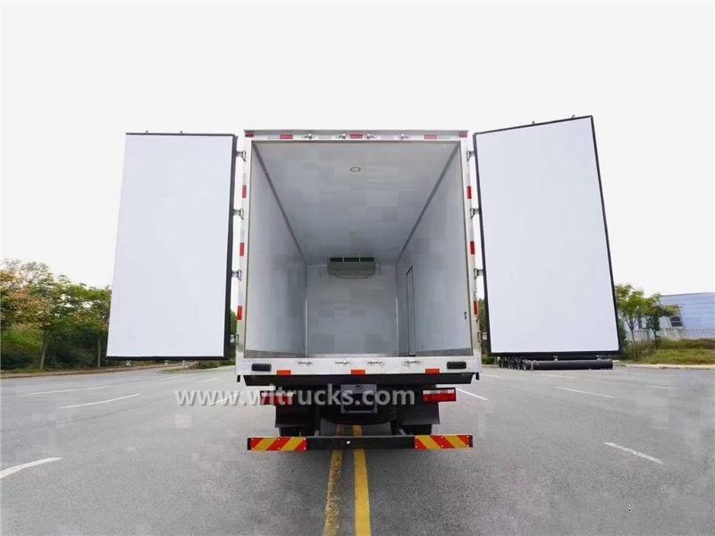 JAC refrigeration unit truck